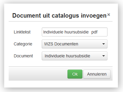 document-catalogus-invoegen